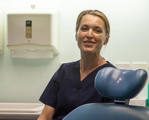 Kealey Harding Dentist Jersey